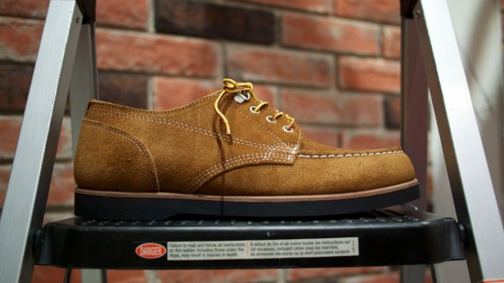 Dockworker's Oxford by SEBAGO