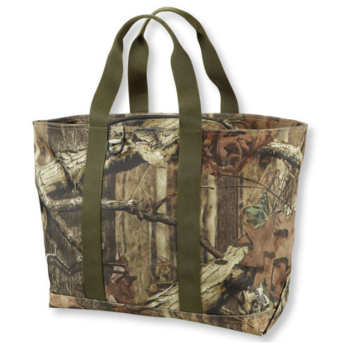 L.L bean Hunter's Tote Bag