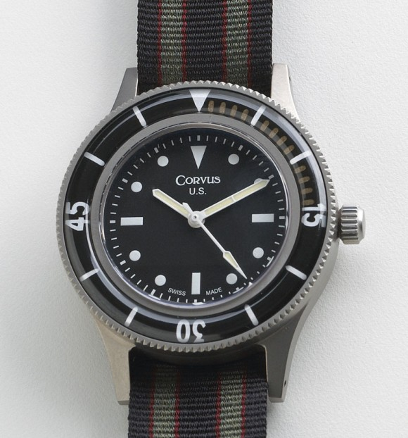 The Bradley Dive Watch